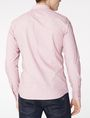 ARMANI EXCHANGE Long-Sleeve End-on-End Shirt Long sleeve shirt U r