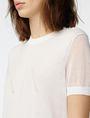 ARMANI EXCHANGE Intarsia Logo Sweater Crew Neck Woman e