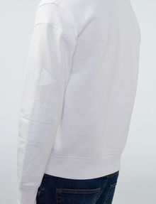 ARMANI EXCHANGE Shawl-Collar Distilled Logo Shirt V-Neck U e
