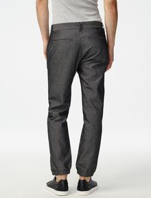 ARMANI EXCHANGE Banded Cuff Trouser Jogger Man r