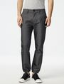 ARMANI EXCHANGE Banded Cuff Trouser Jogger Man f