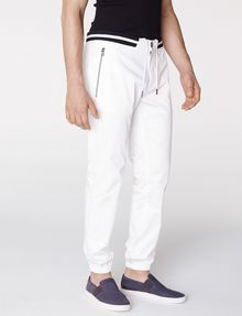 ARMANI EXCHANGE Double-Stripe Athletic Pant 3/4-length pant U d