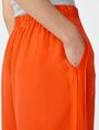 ARMANI EXCHANGE Silk Pull-On Culotte Dress Short D e