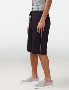 ARMANI EXCHANGE Signature Piping Short Jogger Short Man d