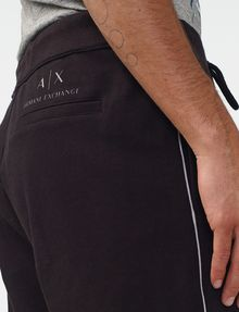 ARMANI EXCHANGE Signature Piping Short Jogger Short Man e