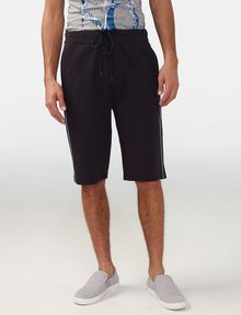 ARMANI EXCHANGE Signature Piping Short Jogger Short U f