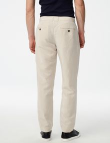 ARMANI EXCHANGE Linen Tencel Trouser Chino U r