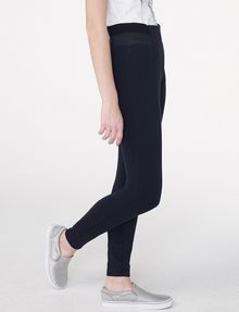 ARMANI EXCHANGE Ribbed Trim Legging Legging D d