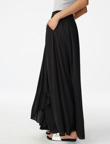 ARMANI EXCHANGE Cascade Maxi Skirt Skirt Woman d