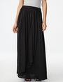 ARMANI EXCHANGE Cascade Maxi Skirt Skirt Woman f