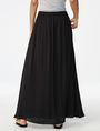 ARMANI EXCHANGE Cascade Maxi Skirt Skirt Woman r