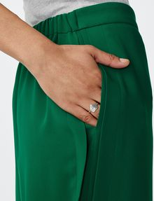 ARMANI EXCHANGE Voluminous Wide-Leg Trouser Culotte D e
