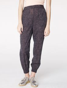 ARMANI EXCHANGE Printed Stitch Jogger Jogger Woman f