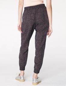 ARMANI EXCHANGE Printed Stitch Jogger Jogger Woman r
