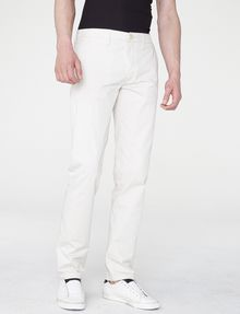 ARMANI EXCHANGE Straight-Leg Chino Cargo pant U d