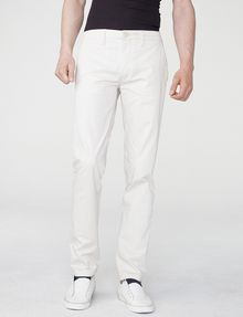 ARMANI EXCHANGE Straight-Leg Chino Cargo pant Man f