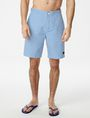 ARMANI EXCHANGE Side-Cinch Swim Trunk Trunk Man f