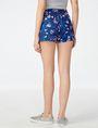 ARMANI EXCHANGE Drawstring Linen Short deleted shorts D r