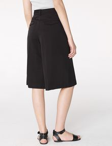 ARMANI EXCHANGE Structured Full Culotte Culotte D r
