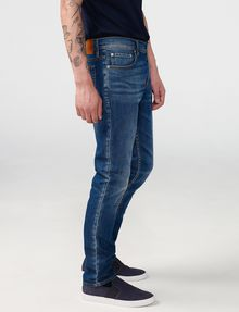 ARMANI EXCHANGE Skinny-Fit Distressed Jean Skinny Fit Denim U d