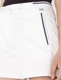 ARMANI EXCHANGE Cotton Satin Short deleted shorts D e