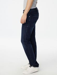 ARMANI EXCHANGE Relaxed Straight Fit Straight Fit Denim U d