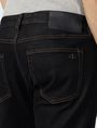 ARMANI EXCHANGE Dark Rinse Straight-Leg Jean STRAIGHT FIT JEANS Man e