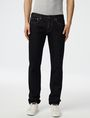 ARMANI EXCHANGE Dark Rinse Straight-Leg Jean STRAIGHT FIT JEANS Man f