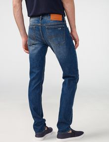 ARMANI EXCHANGE Medium-Wash Slim-Fit Jean Slim Fit Denim U r