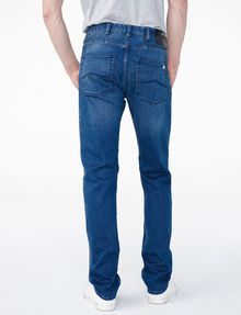 ARMANI EXCHANGE Relaxed Straight-Leg Jean Relaxed Fit Denim Man r