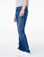 ARMANI EXCHANGE Relaxed Straight-Leg Jean Relaxed Fit Denim U d