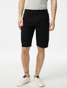 ARMANI EXCHANGE Contrast Zip Print Shorts  Utility Short U f
