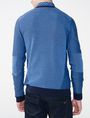 ARMANI EXCHANGE Bicolor Stitch Crew Crew Neck Man r