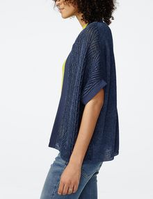 ARMANI EXCHANGE Short-Sleeve Dolman Wrap Cardigan [*** pickupInStoreShipping_info ***] d