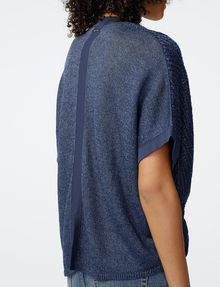ARMANI EXCHANGE Short-Sleeve Dolman Wrap Cardigan [*** pickupInStoreShipping_info ***] e