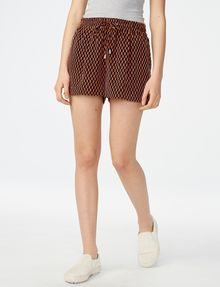 ARMANI EXCHANGE Fluid Jogger Short deleted shorts Woman r