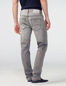 ARMANI EXCHANGE Distressed Grey Slim-Fit Jean Slim Fit Denim U r