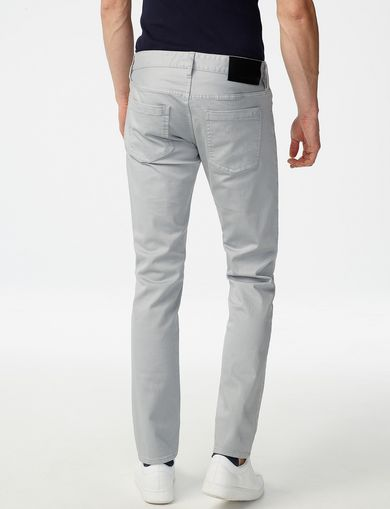 ARMANI EXCHANGE Slim Garment-Dyed Jean Man retro