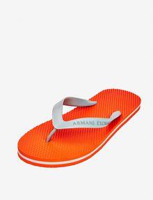ARMANI EXCHANGE Solid Beach Flip Flop Flip Flop U d