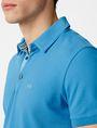 ARMANI EXCHANGE Contrast Placket Pique Polo Short-sleeved polo U e