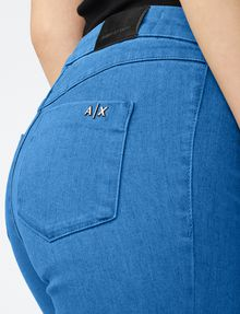 ARMANI EXCHANGE Slim fit JEANS Woman e