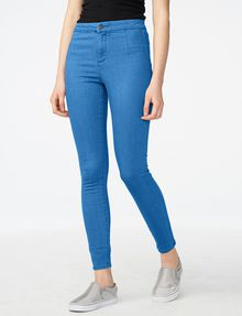 ARMANI EXCHANGE Slim fit JEANS Woman f