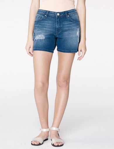 ARMANI EXCHANGE Shorts Woman front