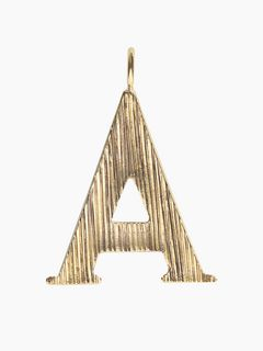 Alphabet bag pendant<span>A - Alphabet bag pendant</span>