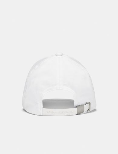 ARMANI EXCHANGE Graphic Tonal Logo Cap Man retro