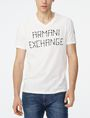 ARMANI EXCHANGE 91 Scoreboard Tee Graphic T-shirt Man f