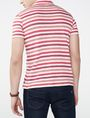 ARMANI EXCHANGE Modern Stripe Polo Shirt SHORT SLEEVES POLO Man r