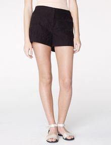 ARMANI EXCHANGE Textured Stripe Short deleted shorts Woman f