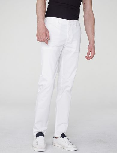 ARMANI EXCHANGE Classic Slim Chino Man front