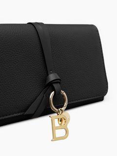 Alphabet long wallet